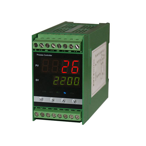DK22DN intelligent 35mm guide installation PID temperature process control instrument
